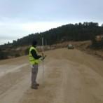 Presa de Valcomuna en Mazaleón (Teruel)