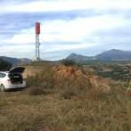 Trabajos de topografía en infraestructuras de abastecimiento en Loporzano (Huesca)