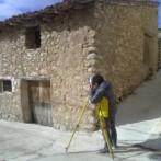 Levantamiento topográfico en Hervés provincia de Castellón