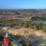 Levantamiento topográfico de Cantera Las Mojonadas en el término municipal de Foz Calanda (Teruel)