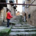 Levantamiento topográfico de calles en Valderrobres (Teruel)