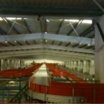 Levantamiento topográfico de instalaciones de logística