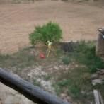 Levantamiento topográfico en Monroyo (Teruel)
